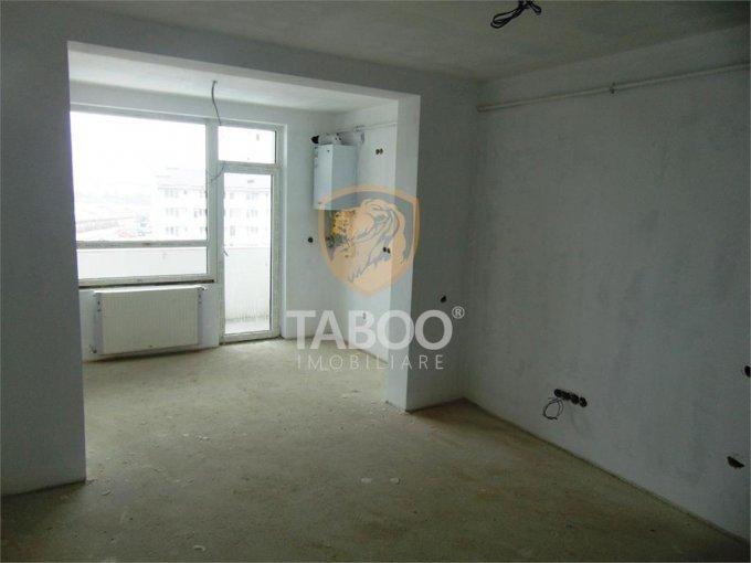 Apartament vanzare Sibiu 2 camere, suprafata utila 47 mp, 1 grup sanitar. 37.900 euro. La Parter / 2. Apartament Calea Cisnadiei Sibiu