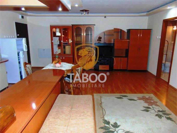 inchiriere Apartament Sibiu cu 2 camere, cu 1 grup sanitar, suprafata utila 62 mp. Pret: 270 euro.