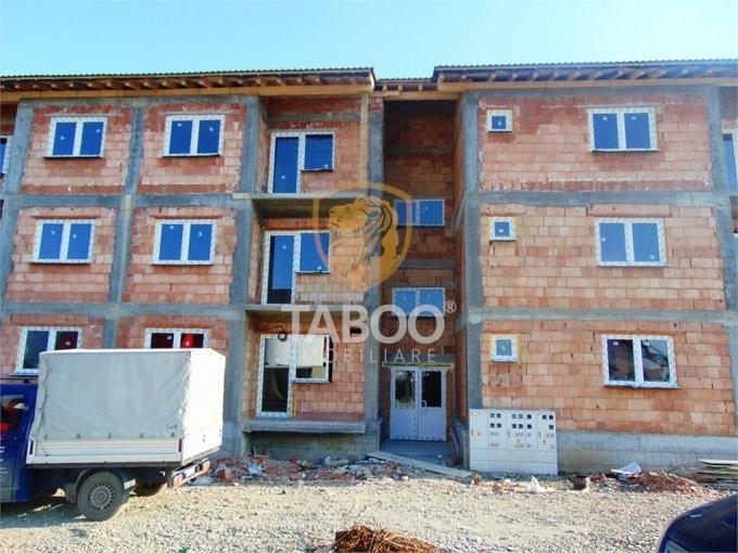 Apartament de vanzare in Sibiu cu 2 camere, cu 1 grup sanitar, suprafata utila 41 mp. Pret: 31.600 euro.