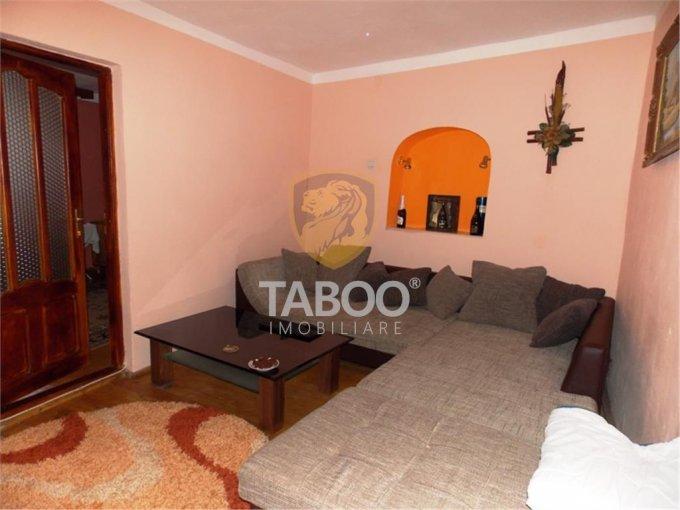 Apartament vanzare Sibiu 2 camere, suprafata utila 44 mp, 1 grup sanitar. 45.000 euro. La Parter / 1. Apartament Sibiu