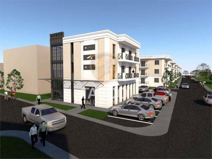 Apartament de vanzare in Sibiu cu 2 camere, cu 1 grup sanitar, suprafata utila 53 mp. Pret: 48.000 euro.