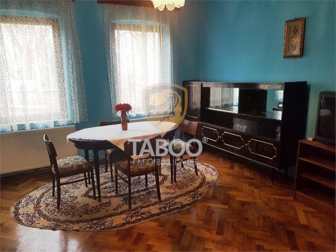 inchiriere Apartament Sibiu cu 2 camere, cu 1 grup sanitar, suprafata utila 65 mp. Pret: 300 euro.
