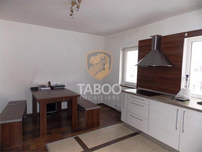 Apartament de vanzare in Sibiu cu 2 camere, cu 1 grup sanitar, suprafata utila 66 mp. Pret: 32.000 euro.