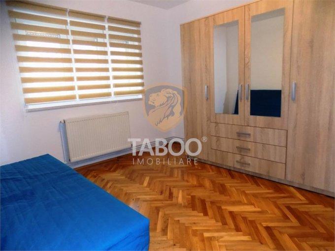 inchiriere Apartament Sibiu cu 2 camere, cu 1 grup sanitar, suprafata utila 50 mp. Pret: 330 euro.