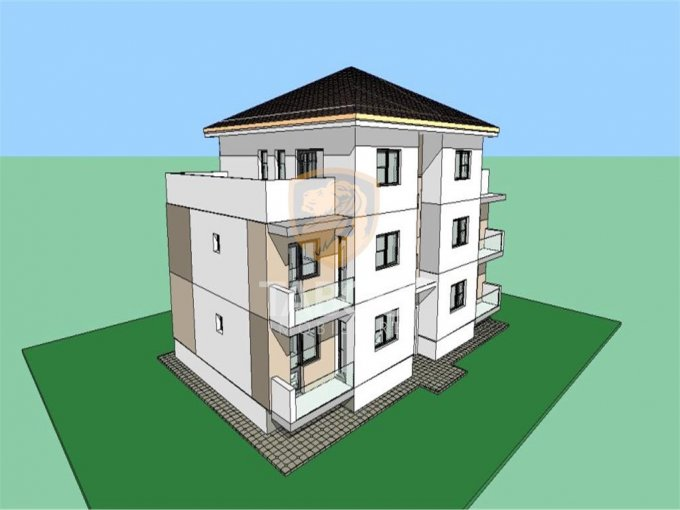 vanzare Apartament Sibiu cu 2 camere, cu 1 grup sanitar, suprafata utila 53 mp. Pret: 37.500 euro.