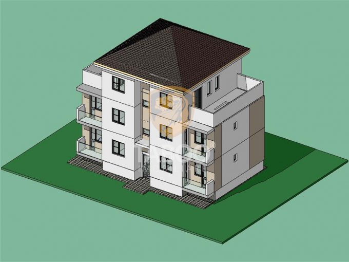 Apartament vanzare Sibiu 2 camere, suprafata utila 51 mp, 1 grup sanitar. 38.000 euro. Etajul 1 / 2. Apartament Calea Cisnadiei Sibiu