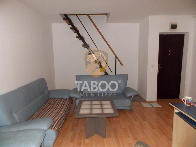 Apartament de vanzare in Sibiu cu 2 camere, cu 1 grup sanitar, suprafata utila 40 mp. Pret: 29.000 euro.