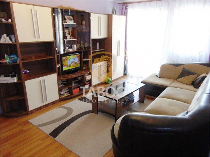 Apartament vanzare Sibiu 2 camere, suprafata utila 57 mp, 1 grup sanitar. 46.500 euro. Etajul 1 / 4. Apartament Selimbar Sibiu