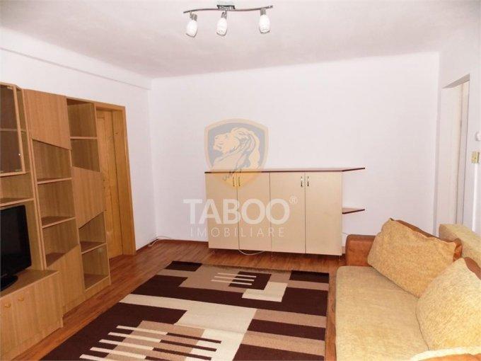Apartament inchiriere cu 2 camere, etajul 2 / 3, 1 grup sanitar, cu suprafata de 55 mp. Sibiu.