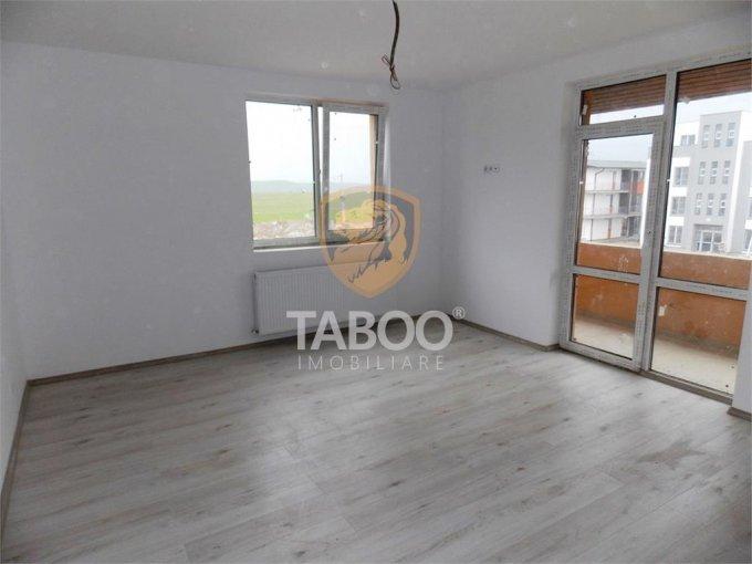 Apartament vanzare Sibiu 2 camere, suprafata utila 52 mp, 1 grup sanitar. 39.700 euro. Etajul 3 / 3. Apartament Calea Cisnadiei Sibiu
