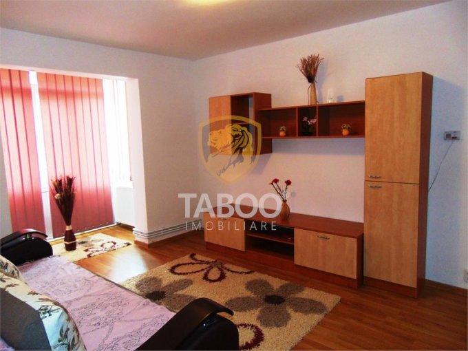 Apartament de vanzare direct de la agentie imobiliara, in Sibiu, cu 52.900 euro. 1 grup sanitar, suprafata utila 48 mp.