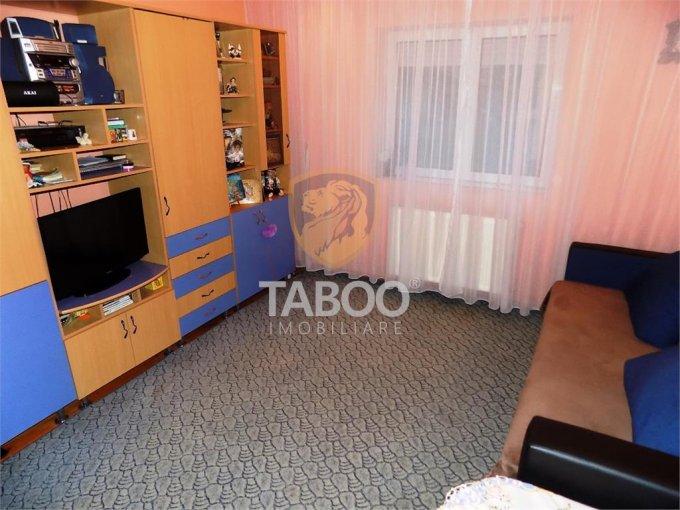 Apartament vanzare Sibiu 2 camere, suprafata utila 50 mp, 1 grup sanitar. 45.000 euro. La Parter / 1. Apartament Terezian Sibiu