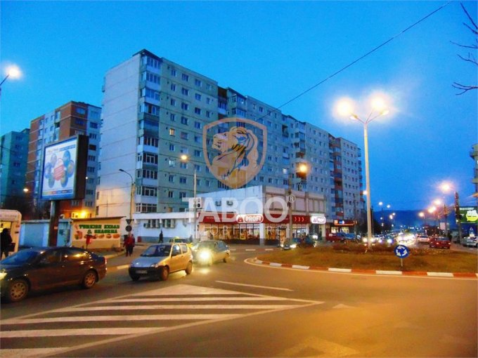 Apartament de vanzare direct de la agentie imobiliara, in Sibiu, in zona Vasile Aaron, cu 54.500 euro. 1 grup sanitar, suprafata utila 58 mp.