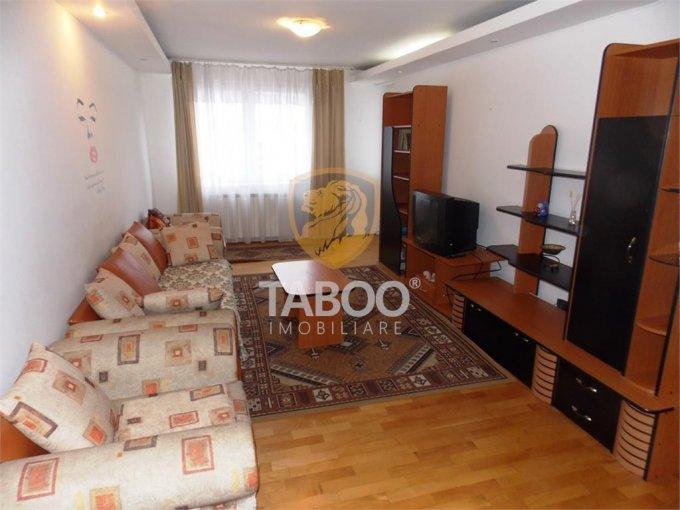 vanzare Apartament Sibiu cu 2 camere, cu 1 grup sanitar, suprafata utila 48 mp. Pret: 56.000 euro.