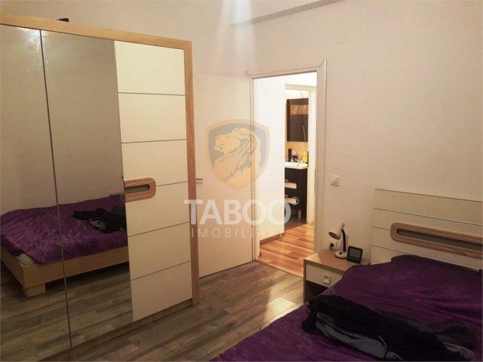 Apartament de vanzare in Sibiu cu 2 camere, cu 1 grup sanitar, suprafata utila 48 mp. Pret: 53.000 euro.