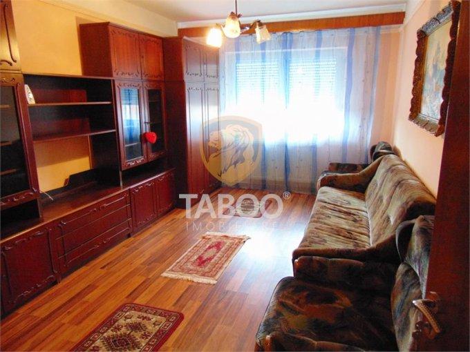 Apartament de vanzare in Sibiu cu 2 camere, cu 1 grup sanitar, suprafata utila 44 mp. Pret: 52.000 euro.