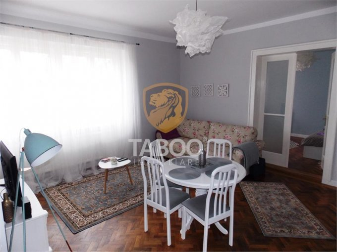 Apartament vanzare Sibiu 2 camere, suprafata utila 55 mp, 1 grup sanitar. 67.500 euro. Etajul 1 / 1. Apartament Orasul de Jos Sibiu