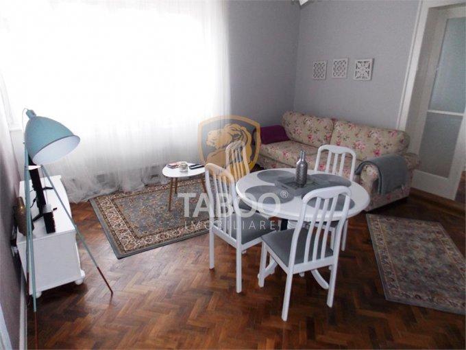 Apartament inchiriere Orasul de Jos cu 2 camere, etajul 1 / 1, 1 grup sanitar, cu suprafata de 55 mp. Sibiu, zona Orasul de Jos.