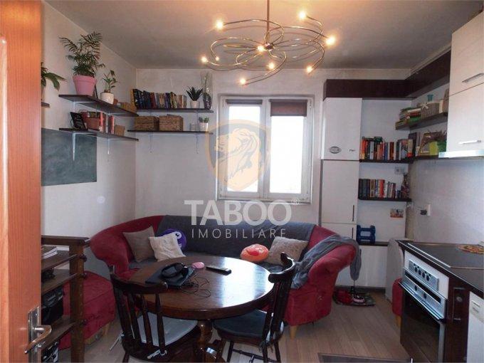 Apartament vanzare Terezian cu 2 camere, etajul 5 / 5, 1 grup sanitar, cu suprafata de 36 mp. Sibiu, zona Terezian.
