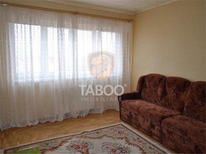 inchiriere Apartament Sibiu cu 2 camere, cu 1 grup sanitar, suprafata utila 74 mp. Pret: 250 euro.