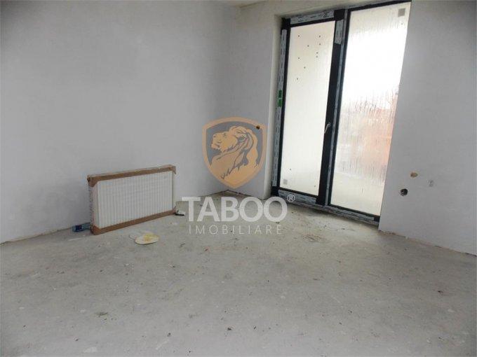 Apartament vanzare Vasile Aaron cu 2 camere, la Parter / 3, 1 grup sanitar, cu suprafata de 58 mp. Sibiu, zona Vasile Aaron.