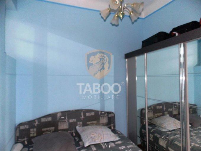 vanzare Apartament Sibiu cu 2 camere, cu 1 grup sanitar, suprafata utila 33 mp. Pret: 47.500 euro.