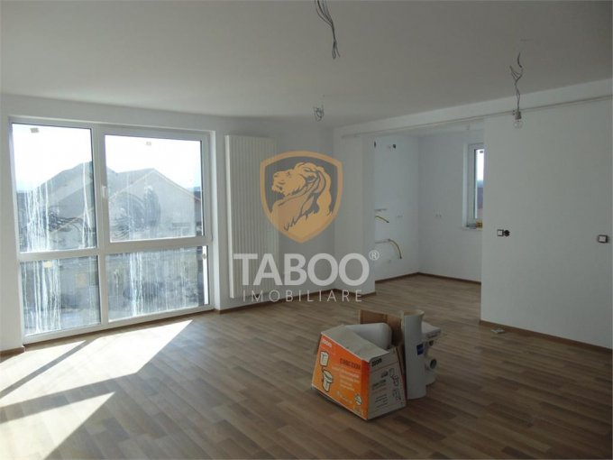 Apartament de vanzare direct de la agentie imobiliara, in Sibiu, in zona Selimbar, cu 38.000 euro. 1 grup sanitar, suprafata utila 51 mp.