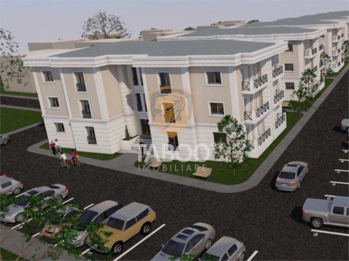 Apartament vanzare Selimbar cu 2 camere, etajul 1 / 2, 1 grup sanitar, cu suprafata de 54 mp. Sibiu, zona Selimbar.