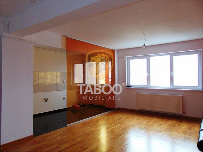 Apartament vanzare cu 2 camere, etajul 6 / 10, 1 grup sanitar, cu suprafata de 60 mp. Sibiu.