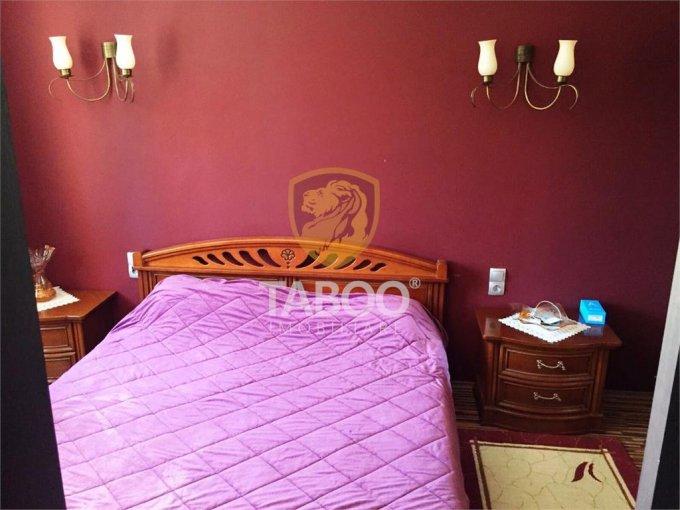 Apartament de inchiriat in Sibiu cu 2 camere, cu 1 grup sanitar, suprafata utila 41 mp. Pret: 450 euro.