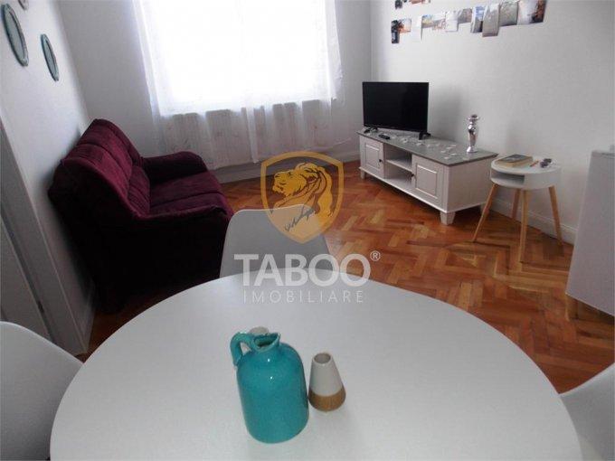 Apartament de vanzare in Sibiu cu 2 camere, cu 1 grup sanitar, suprafata utila 55 mp. Pret: 67.000 euro.