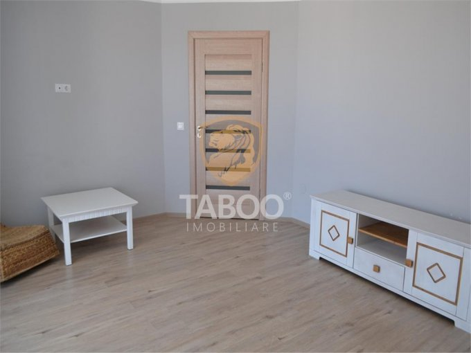 inchiriere Apartament Sibiu cu 2 camere, cu 1 grup sanitar, suprafata utila 47 mp. Pret: 300 euro.