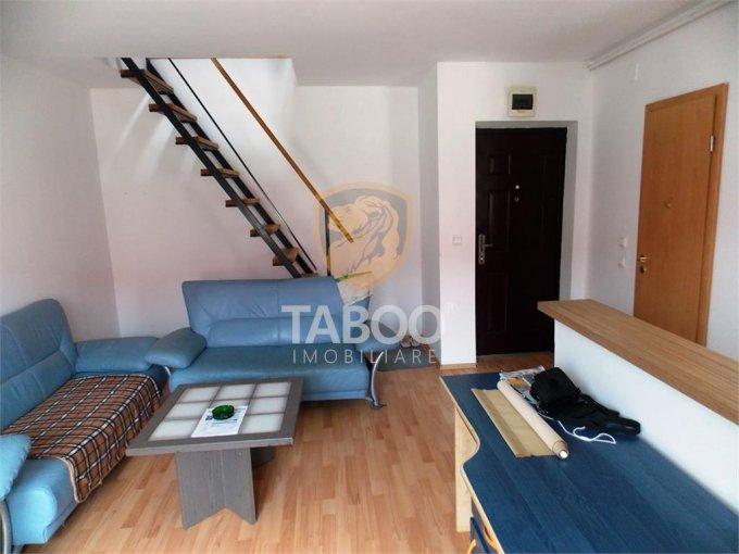 Apartament vanzare Vasile Milea cu 2 camere, etajul Mansarda / 5, 1 grup sanitar, cu suprafata de 40 mp. Sibiu, zona Vasile Milea.