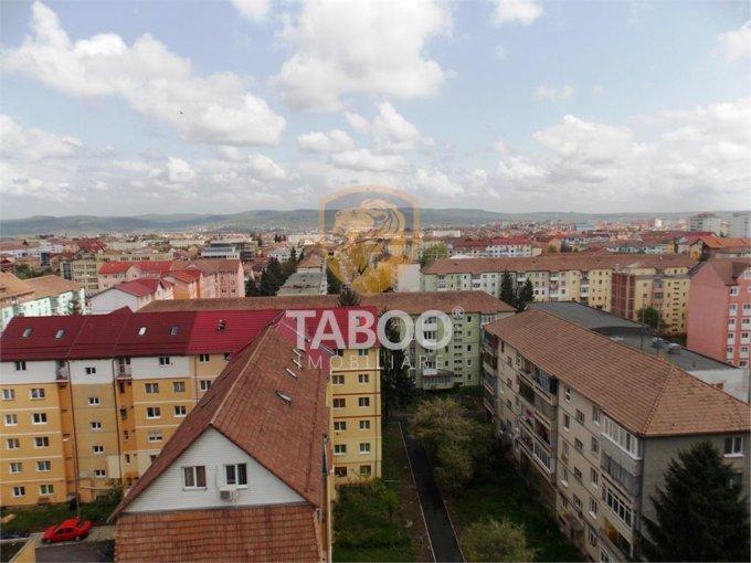 Apartament de vanzare in Sibiu cu 2 camere, cu 1 grup sanitar, suprafata utila 54 mp. Pret: 55.000 euro.