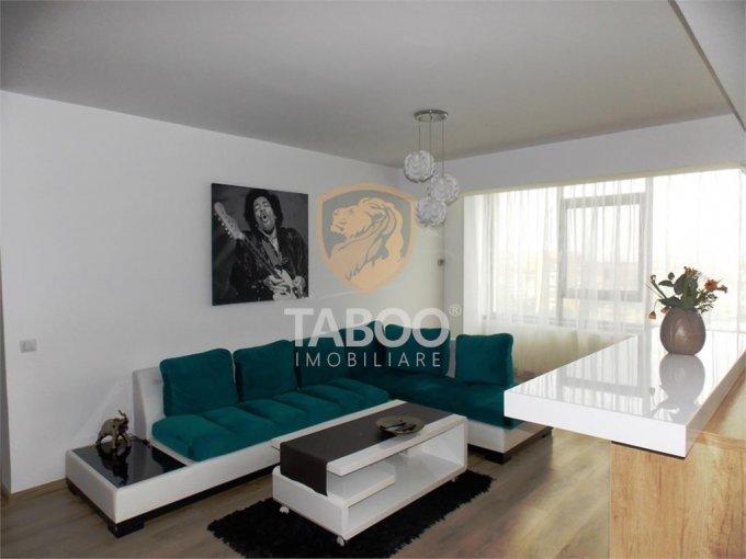 Apartament vanzare Sibiu 2 camere, suprafata utila 57 mp, 1 grup sanitar. 69.800 euro. Etajul 10 / 11. Apartament Sibiu