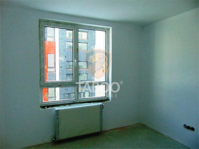 vanzare Apartament Sibiu cu 2 camere, cu 1 grup sanitar, suprafata utila 40 mp. Pret: 49.700 euro.