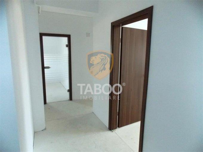 vanzare Apartament Sibiu cu 2 camere, cu 1 grup sanitar, suprafata utila 46 mp. Pret: 43.000 euro.