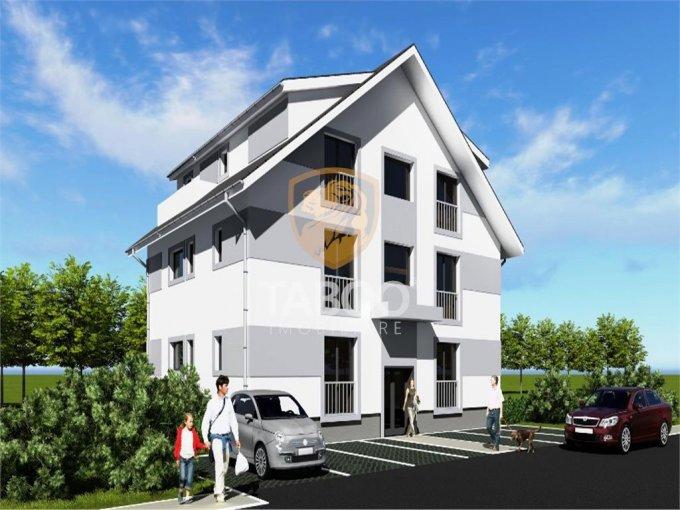 Apartament de vanzare direct de la agentie imobiliara, in Sibiu, in zona Calea Cisnadiei, cu 43.000 euro. 1 grup sanitar, suprafata utila 46 mp.