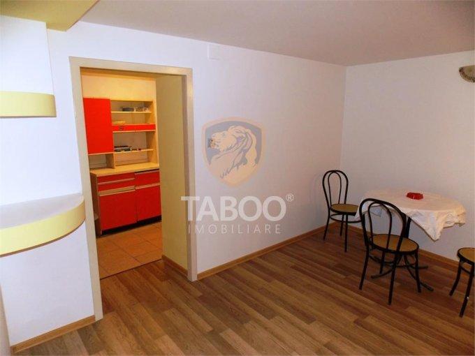 Apartament vanzare Sibiu 2 camere, suprafata utila 50 mp, 1 grup sanitar. 44.900 euro. La Parter / 1. Apartament Orasul de Jos Sibiu