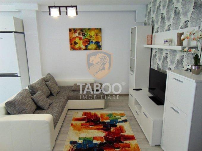 Apartament vanzare Sibiu 2 camere, suprafata utila 48 mp, 1 grup sanitar. 61.990 euro. Etajul 1 / 3. Apartament Gara Sibiu