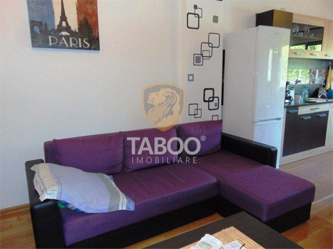 vanzare Apartament Sibiu cu 2 camere, cu 1 grup sanitar, suprafata utila 43 mp. Pret: 45.000 euro.