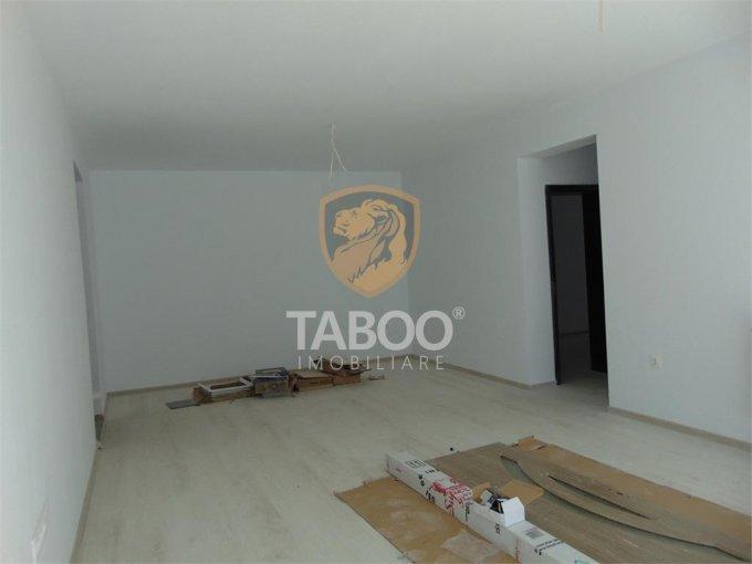 Apartament de vanzare in Sibiu cu 2 camere, cu 1 grup sanitar, suprafata utila 42 mp. Pret: 35.500 euro.