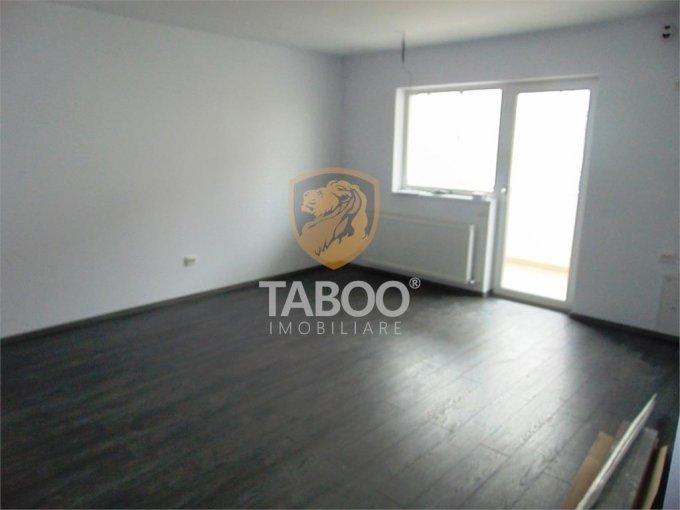 vanzare Apartament Sibiu cu 2 camere, cu 1 grup sanitar, suprafata utila 42 mp. Pret: 36.000 euro.