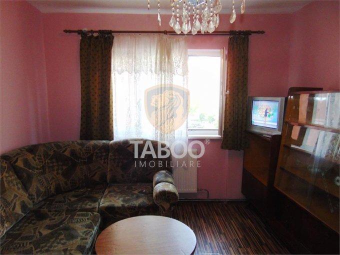 Apartament vanzare cu 2 camere, etajul 3 / 5, 1 grup sanitar, cu suprafata de 38 mp. Sibiu.