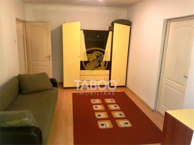 Apartament vanzare cu 2 camere, etajul 2 / 4, 1 grup sanitar, cu suprafata de 42 mp. Sibiu.