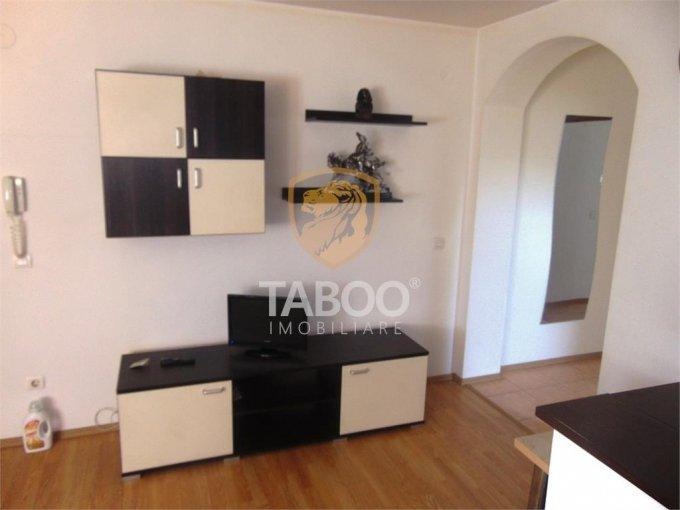 Apartament inchiriere Sibiu 2 camere, suprafata utila 62 mp, 1 grup sanitar. 250 euro. Etajul 3 / 3. Apartament Piata Cluj Sibiu