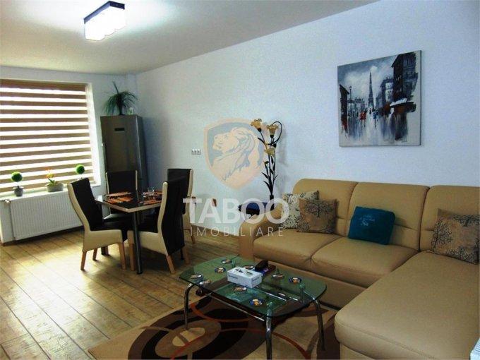Apartament vanzare Calea Cisnadiei cu 2 camere, etajul 3 / 3, 1 grup sanitar, cu suprafata de 45 mp. Sibiu, zona Calea Cisnadiei.