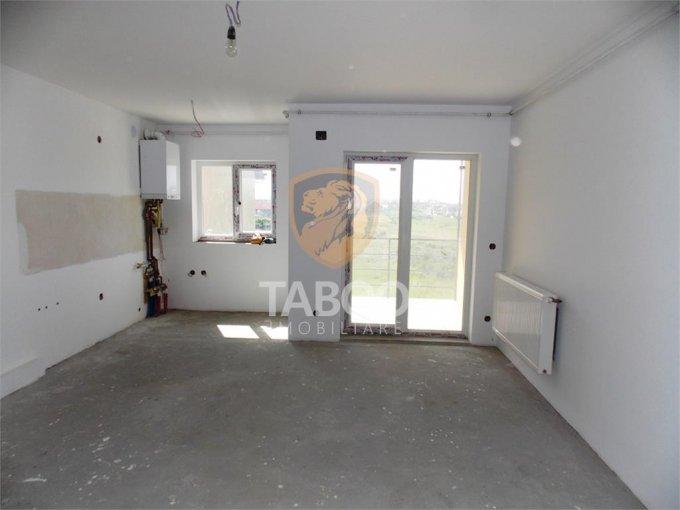 Apartament de vanzare direct de la agentie imobiliara, in Sibiu, in zona Selimbar, cu 50.500 euro. 1 grup sanitar, suprafata utila 64 mp.
