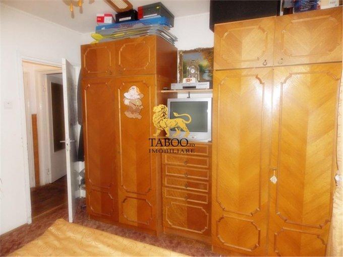 vanzare apartament semidecomandat, zona Vasile Milea, orasul Sibiu, suprafata utila 48 mp