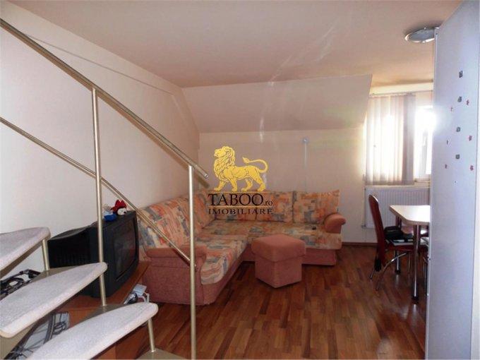 Apartament vanzare Sibiu 2 camere, suprafata utila 48 mp, 1 grup sanitar. 33.000 euro. Etajul 5 / 5. Apartament Strand Sibiu
